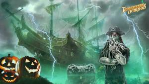 TI-Davy Jones Halloween