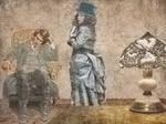 Dunya Visits Raskolnikov by Xantahelia