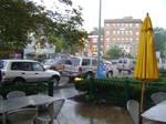 Washington DC Cal Tort Rain by Xantahelia