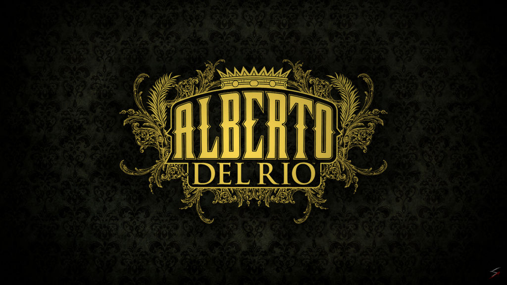 Alberto Del Rio Logo Wallpaper by skilled97