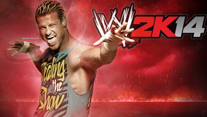 WWE2K14 - Dolph Ziggler Wallpaper (1280x720) by skilled97