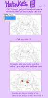 Hatake's Eyes Tutorial 1.3 by Hatty-hime