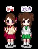 Hana and Hatake by Hatty-hime
