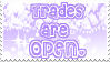 .:Trade Stamp OPEN:. by Hatty-hime