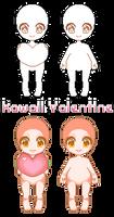 .:Kawaii Valentine Base:. - F2U