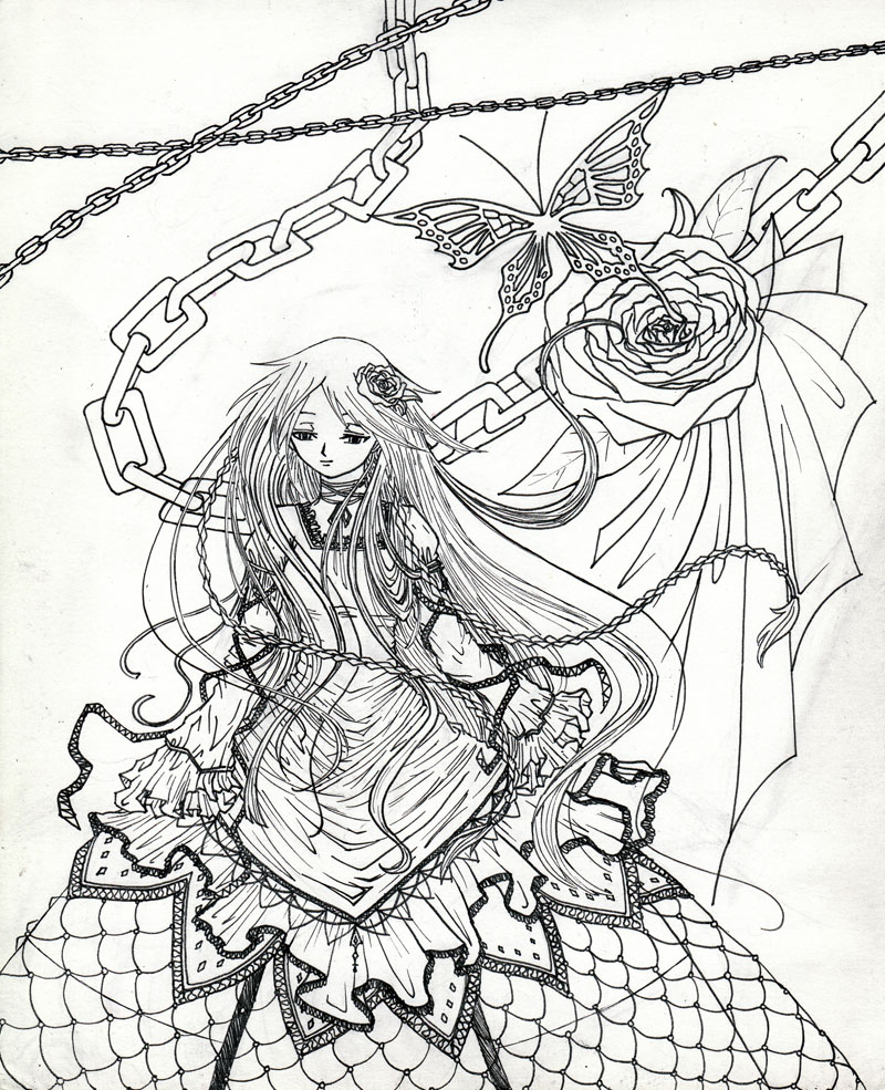 FanArts Alice___Pandora_Hearts_by_Aquamyre