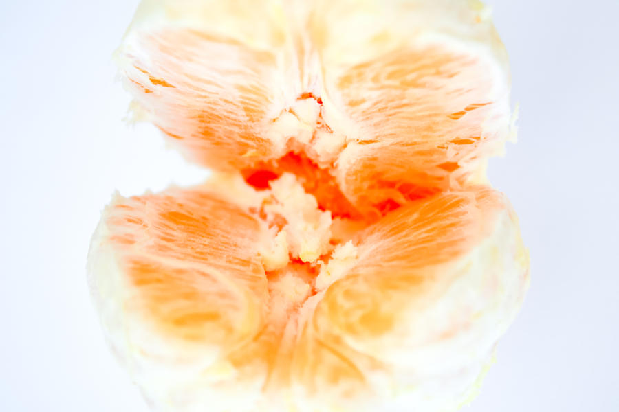 Comercial orange photo