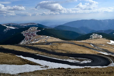 Transalpina - Romania by vectorialpx