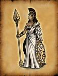 Olympians: Athena