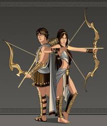 Apollo and Artemis Updated