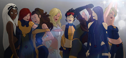 Ladies of X