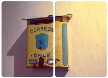 Correos de Chile by diegocp