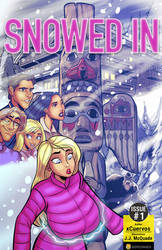 Snowed In: Issue #1 Available Now!