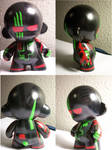 Vindicator custom munny