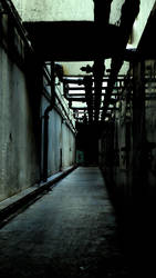 Hall of the Abandoned by SlashwithaKnife