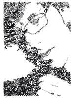 marklampe face by marklampe