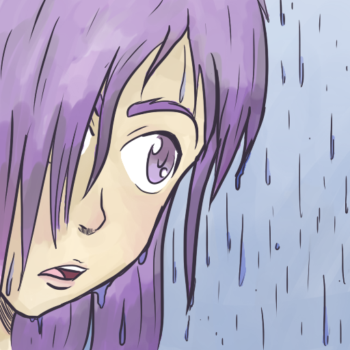 Rainy Days by phantomboy14
