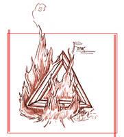 Element: Fire by kaleeko