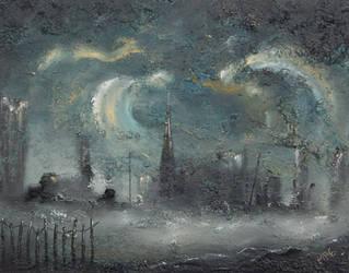 Northern Spirits by MP Elliott by mpelliottnorthernart