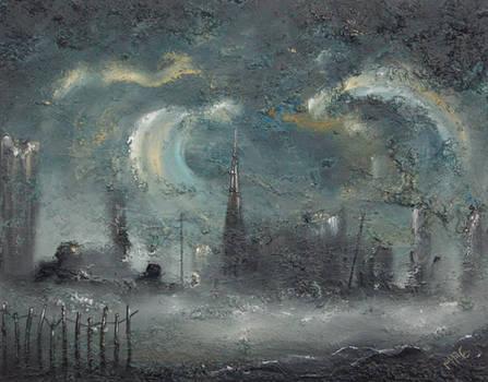 Northern Spirits by MP Elliott