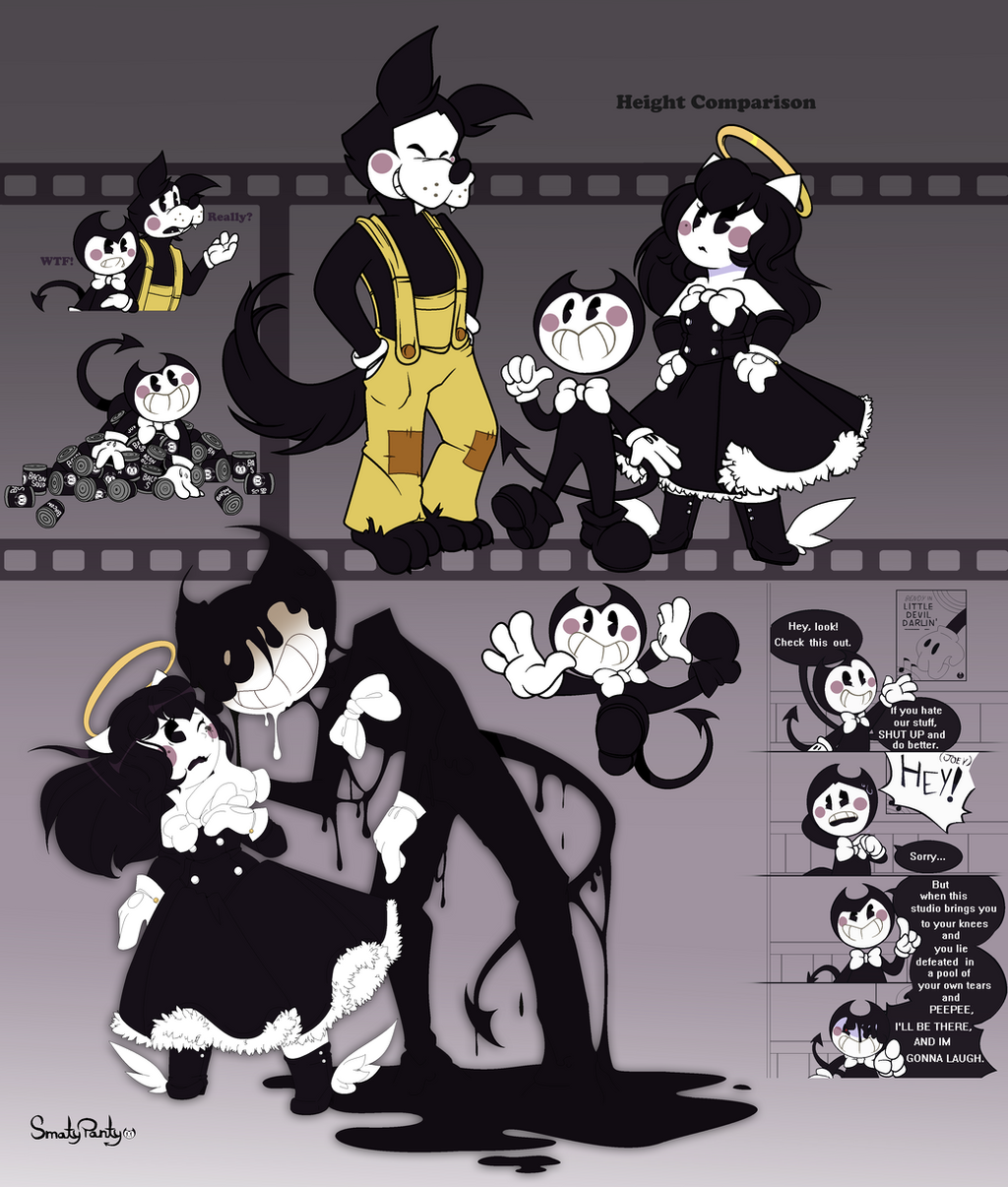 Batim 2 Favourites By Catgaming23 On Deviantart