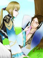 Sima Zhao x Wang YuanJi by InfinityTingTing