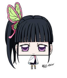 Kimetsu No Yaiba - Tsuyuri Kanao
