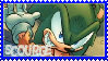 Scourge Stamp by DeathGoddess1995