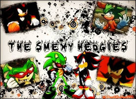 Shadow and Scourge Collage by DeathGoddess1995