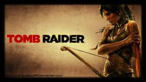 Tomb Raider 2013 - Lara - Wallpaper