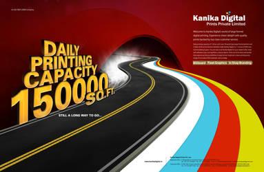 Kanika Digital Magazine Ad