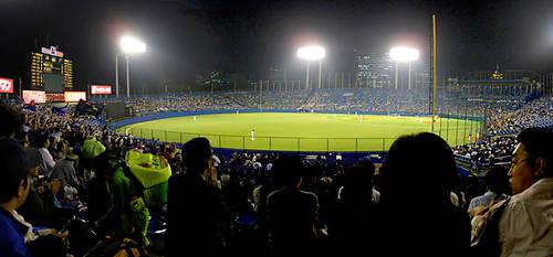 Baseball Stadium by krispv