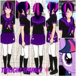 Twilight Sparkle Skin