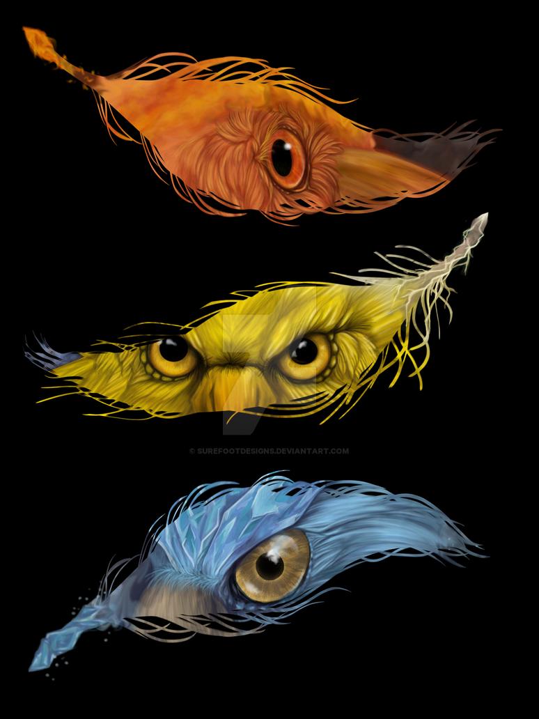 The Legendary Birds 426539470