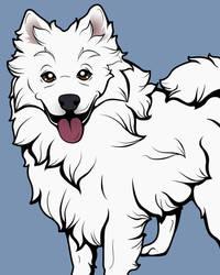 Zachary - Pet Portrait by SurefootDesigns