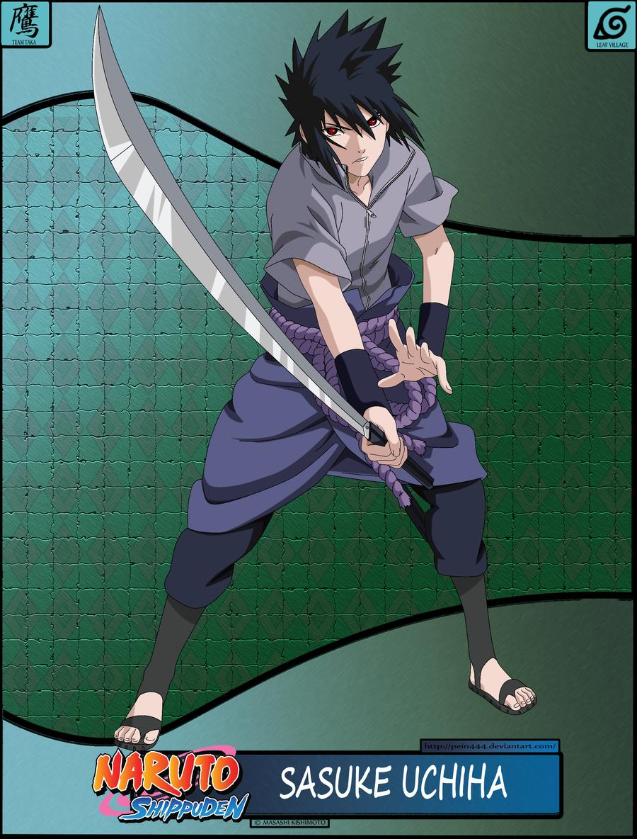 Sasuke Uchiha by pein444
