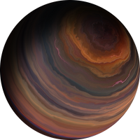 Colorful Gas Giant 6