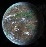 Planet Gliyk-Hio-Masd by Anikoo