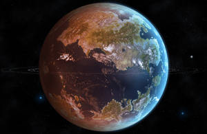 Planet Trionar by Anikoo