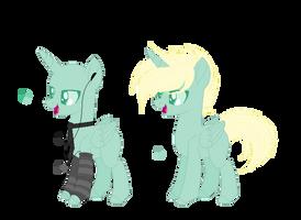 + Mystery Pony + 8 by TheFlowersDreams
