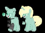 + Mystery Pony + 8