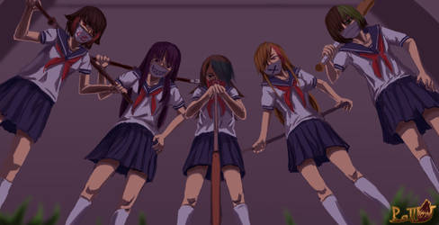 The Five Delinquents