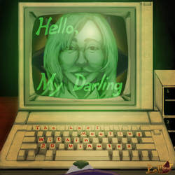 Hello, My Darling (cover art)