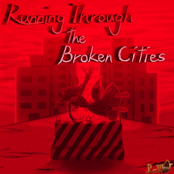Running Through the Broken Cities (track art)