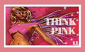 THINK PINK STAMP by LOURDES-LAVEAU