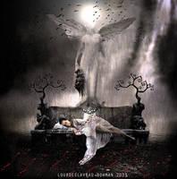 Angel of Purgatory by LOURDES-LAVEAU