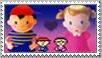 Ninten x Ana Stamp by Mariamagic59