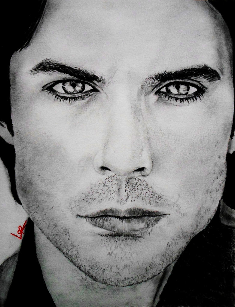 Ian Somerhalder by LORMarie44