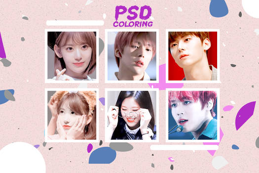 [SHARE] HAPPY MY BIRTHDAY 2 - PSD COLORING