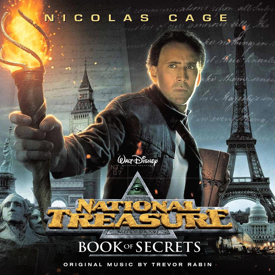 National Treasure Book Of Secrets Soundtrack Cover By